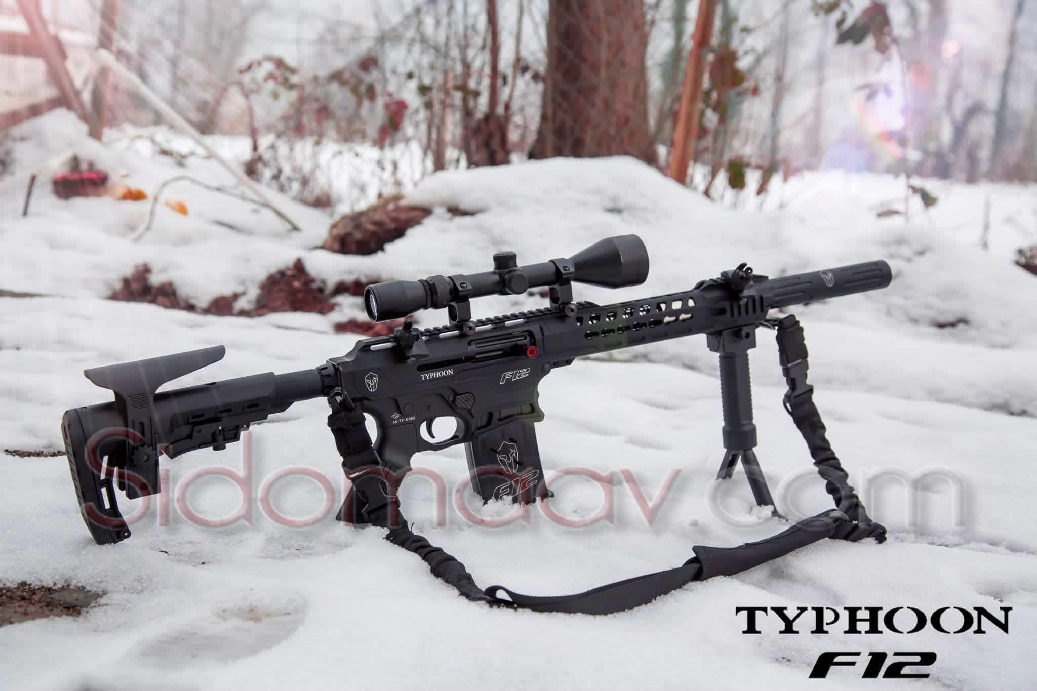 Typhoon F12 Av Tüfeği